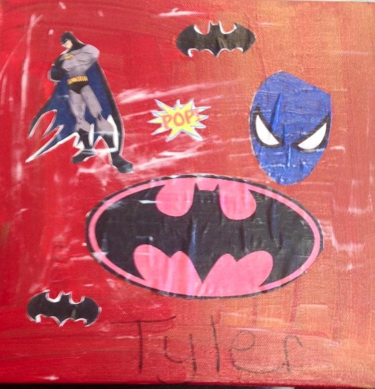 SRP atl lew canvas art work