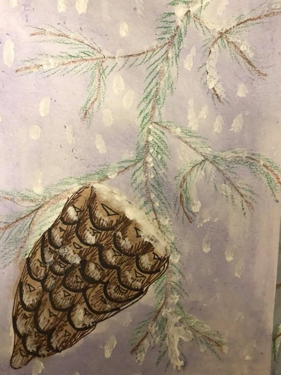 lib lew pinecones2.jpg